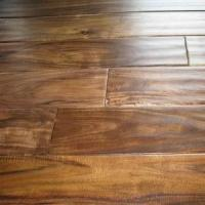 Quality Hand Scraped Acacia Hardwood Flooring (ACA-SW-HS) for sale