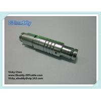 Quality fisher compatible 102 7pin quick lock connector for sale
