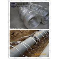 Buy cheap Ribbon Magnesium Anode for underground under earth pipelines steel pipes tanks from wholesalers