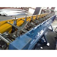 China Gypsum Board Support Frame Steel Stud Roll Forming Machine For StructureCladding on sale