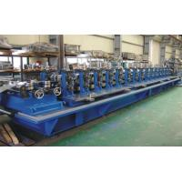 17 Main Rollers Hot Cold Roll Forming Machine For Thickness 1.5 - 3.0mm Cz Purlin Machine