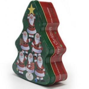 Quality Bulk Decorative Christmas Tins Company for sale