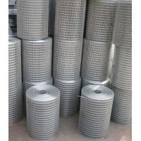"""Quality Hot Dipped Galvanized Welded 4"""" Wire Mesh With Silver Colour for sale"""