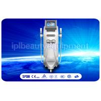 Quality Multifunctional SHR IPL Machine Vertical Painless For Hair Removal for sale