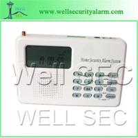 Buy cheap GSM PSTN Alarm system.WL1011 from wholesalers
