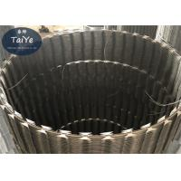 China Standard Specification Razor Barbed Wire Reinforced Barb Wire Strip on sale