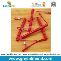 Quality Greenlife Factory Produce Mass Red Sprial Ripcord in Different CustomSizes for sale