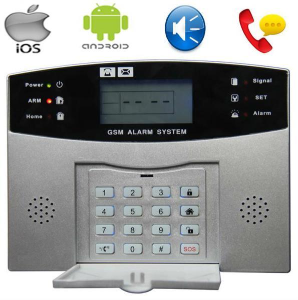 S100Pro GSM Alarm