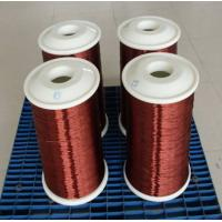 Best 24 Awg / Swg Enamel Coated Wire Enameled Aluminium Wire For Generator Motors wholesale