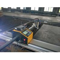 Quality 1500 * 3000MM Portable CNC Cutting Machine 220V Plasma CNC Cutter With THC for sale