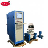 Quality 3 Axis Sine And Random Electromagnetic Vibration Testing Systems For Auto Spare Parts for sale