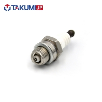 China Nickel Plated Motorcycle Spark Plugs , 0.8mm Gap Spark Plugs For Honda Motorcycles on sale