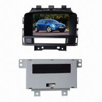 Quality Car DVD Player for Opel Astra or Vectra, with GPS Navigation for sale