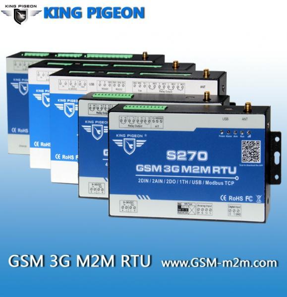 3G SMS GPRS M2M RTU S270~5