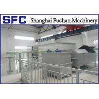 Quality Fullly Enclosed Rotary Drum Thickener For Industrial Sludge Treatment for sale