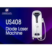 Buy cheap Permanent Hair Removal 808nm Diode Laser Hair Removal Beauty Machine from wholesalers