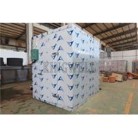 China PU Panels Cold Room Freezer Room Enviromental Refrigerator For Fish Meat Vegetables on sale