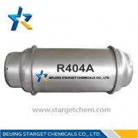 Quality R404a Refrigerant purity 99.8% odorless & colorless replacement for R-502 SGS certificate for sale