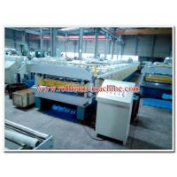 Quality Two Layer Aluminium Corrugating Machine for Metral Long Span and Metrocopo Steptile Roofing Sheet for sale