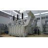 110KV Electric Power Transformers , 20MVA On Load Single Phase Transformer