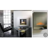 Quality Electric Wall Mounted Fireplace for sale