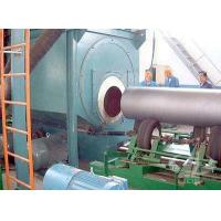 Quality Shot blaster rust cleaning for steel pipe in very good quality and long service life for sale