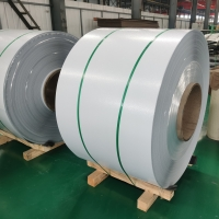 Quality Prepainted Color Coated Aluminum Coil H112 1600mm Width for sale