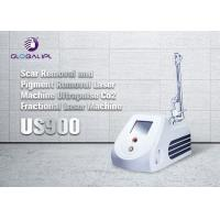 Buy cheap Portable CO2 Fractional Laser Machine For Vaginal Therapy Wrinkle Removal from wholesalers