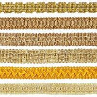 Quality silver lace trim for sale