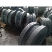 Quality Alloy hot rolled ring forging steel round bar forging round shaft crank forged shaft for sale