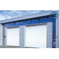 Quality Outdoor Roller Shutter Garage Doors Domestic Manual Handleable for sale