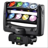 Buy cheap LED Spider RGBW Beam Moving Head Light/LED Spider Moving Head Light from wholesalers