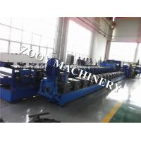 Quality Steel Silo Corrugated Roll Forming Machine For Grain Bin OR Arch Culvert Production for sale