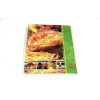 Best Cook books ,Saddle Stitch Printing with CMYK And Matt Lamination wholesale