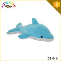 Quality Catoon stuffed animal toy plush dolphin manufacture Hot Selling for sale