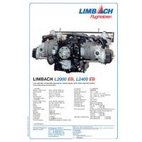 Quality LimbachL 2000 EB- 59 kW Four-cylinder,four-stroke boxer engineair cooling,single magneto ignition, 1 carburettor, for sale