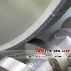 Quality Vitrified Camshaft & Crankshaft grinding Wheel julia@moresuperhard.com for sale