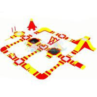 Quality 36M Giant Inflatable Water Park For Adult for sale