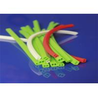 Quality Machinery Sealing Silicone Rubber Strips Rectangular High Tear Resistant for sale