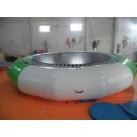 Quality Inflatable Jump Water Trampoline for sale for sale