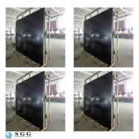 Quality Glass factory custom Colourful Decorative Back Painted Glass for sale