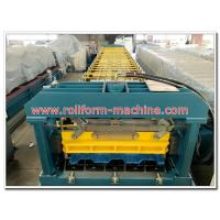 Quality Galvanized Zinc Steel Floor Decking Panel Making Machine with Fast Speed, High Quality for sale