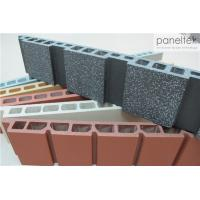 Buy Easy Install Terracotta Wall Cladding SystemWith Thermal Insulation Properties at wholesale prices
