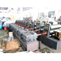 Quality High speed 22KW Carbon Steel Silo Making Machine With Curving Machine for sale