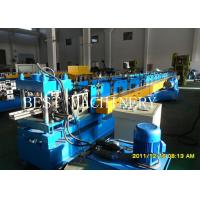 Buy cheap Professional Rack Roll Forming Making Machine for Supermarket Storage Upright from wholesalers