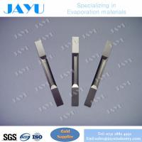 Buy cheap Tungsten Boat/ W boats for evaporation source purity:99.95% hot sales from wholesalers