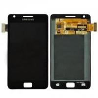 Quality Custom Samsung Cell Phone Repair Parts of I9100 Galaxy S2 LCD Touch Screen Assembly  for sale