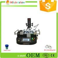 Best Infrared bga rework station WDS-4860 bga soldering machine price bga machine removing ic wholesale