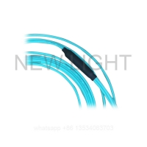 Quality Single Mode Bending Breakout 1300nm 12F 24F MPO Fiber Jumper for sale