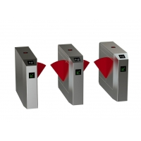 Quality Rfid TCP 304# Stainless Steel Tripod Turnstile Gate for sale